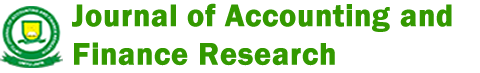 Journal of Accounting and Finance Research